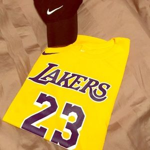 Nike Los Angeles Lakers 🏀 T-Shirt